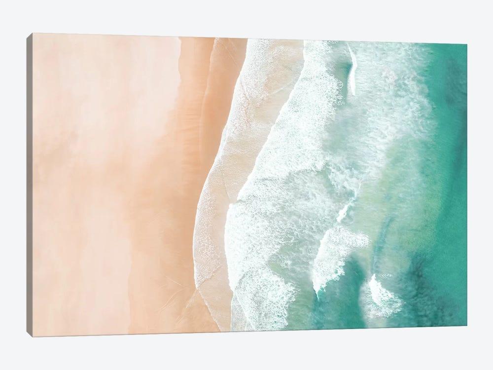 Aerial Sea by Sisi & Seb 1-piece Canvas Wall Art