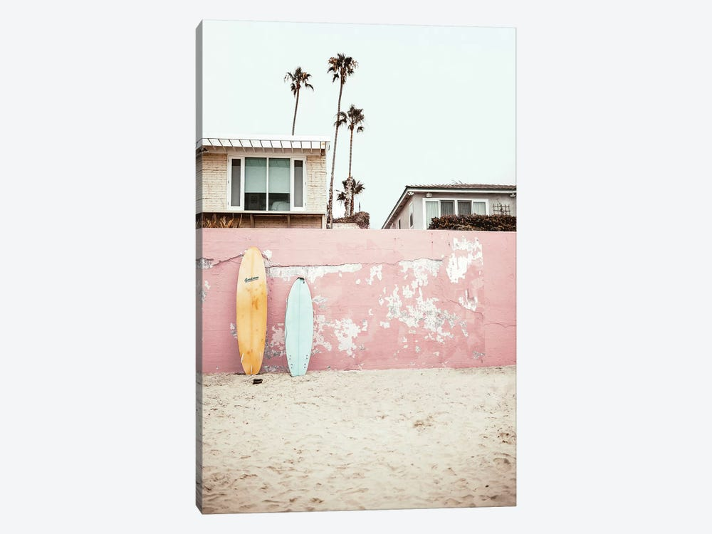 Vacay by Sisi & Seb 1-piece Canvas Art Print