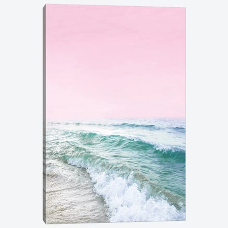 Winter Sea Canvas Print #SSE210} by Sisi & Seb Canvas Art Print