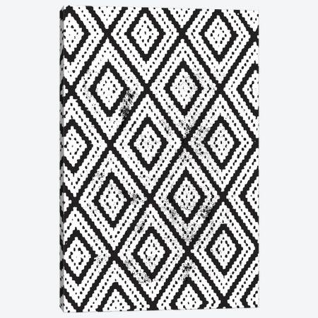 Boho Pattern Canvas Print #SSE40} by Sisi & Seb Canvas Art Print
