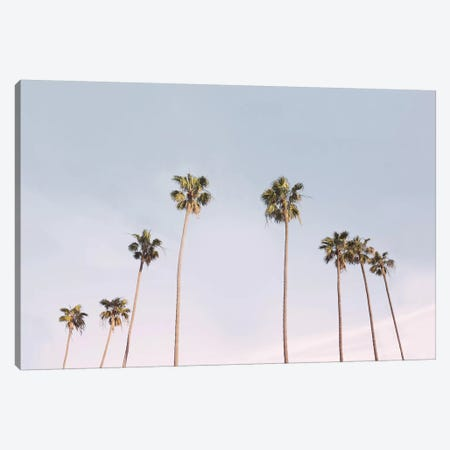 California Trees 3-Piece Canvas #SSE55} by Sisi & Seb Canvas Print