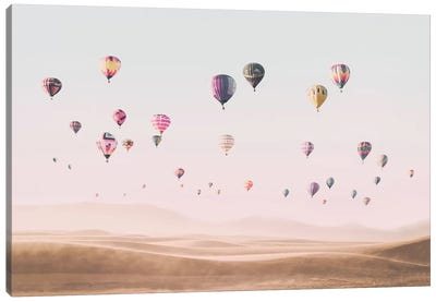 Air Balloons  Canvas Art Print