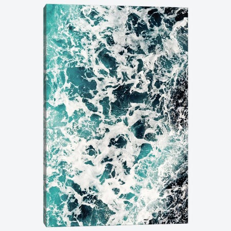 Foam Canvas Print #SSE73} by Sisi & Seb Canvas Art