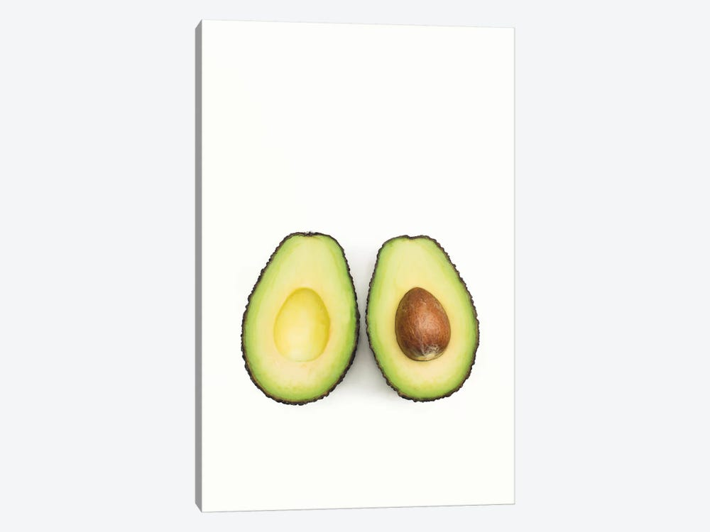Avacados by Sisi & Seb 1-piece Canvas Art Print