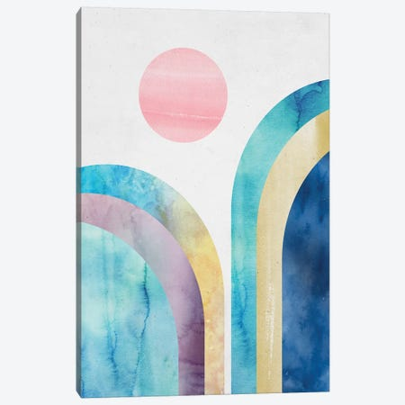 Iceland Canvas Print #SSE95} by Sisi & Seb Canvas Print