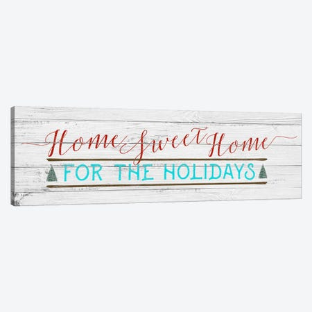 Home Sweet Home Canvas Print #SSG2} by 5by5collective Canvas Art