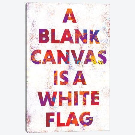 A Blank Canvas Canvas Print #SSK1} by Streetsky Canvas Wall Art