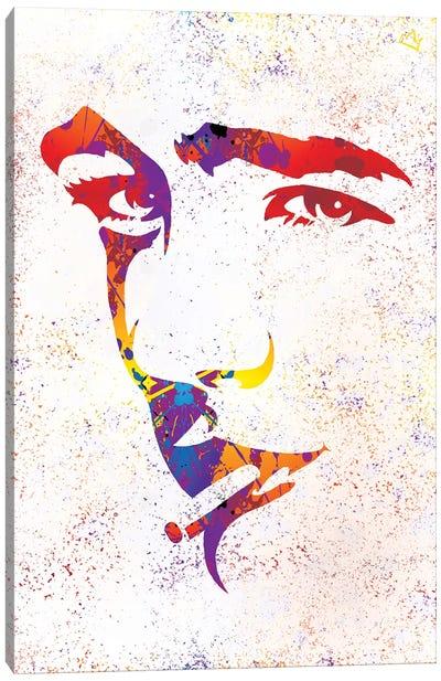 Hip Slick & Cool Canvas Art Print