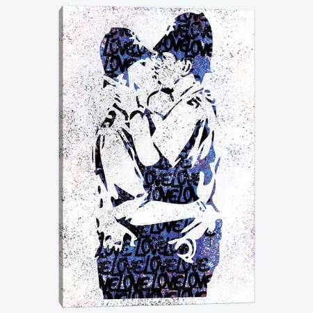 Love Canvas Print #SSK24} by Streetsky Canvas Art