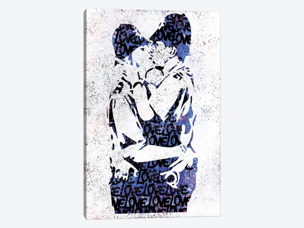 Love by Streetsky 1-piece Canvas Print