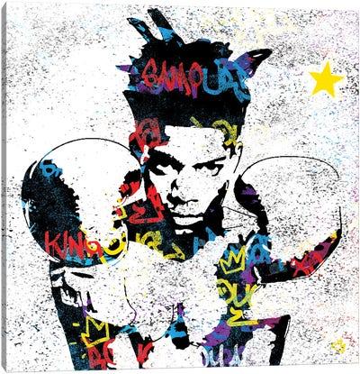 Basquiat Canvas Art Print