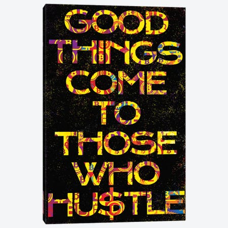 Good Things 3-Piece Canvas #SSK7} by Streetsky Canvas Art Print