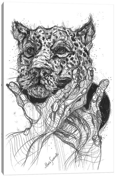 Chester Drawing And Graphics Canvas Art Print