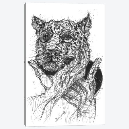 Chester Drawing And Graphics Canvas Print #SSR107} by Maria Susarenko Canvas Wall Art