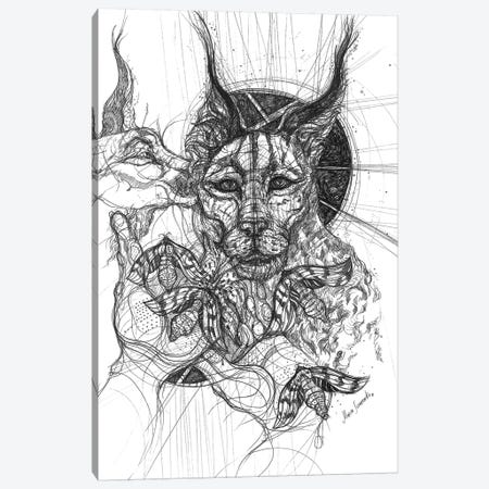 Wild Cats 3-Piece Canvas #SSR126} by Maria Susarenko Canvas Artwork
