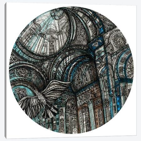 Basilica Di San Pietro Canvas Print #SSR134} by Maria Susarenko Art Print