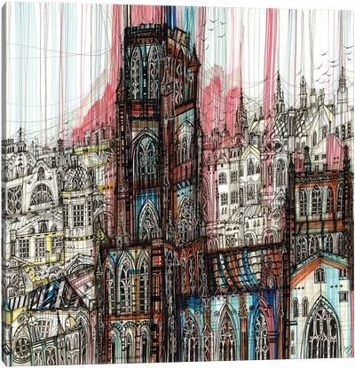 Bristol Canvas Art Print