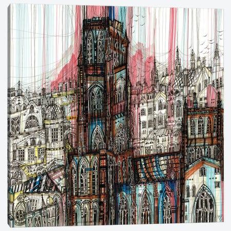 Bristol Canvas Print #SSR137} by Maria Susarenko Canvas Print