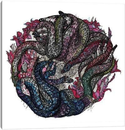 Furies Canvas Art Print