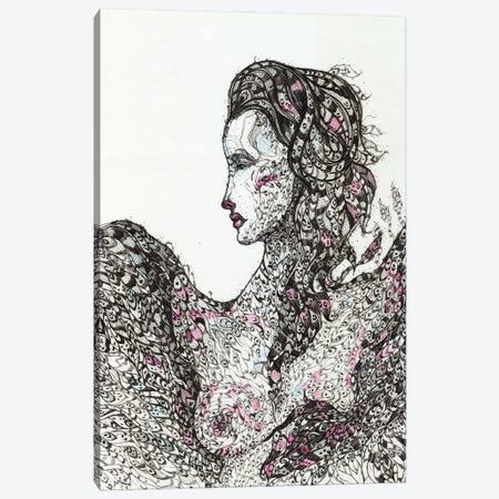 Medieval Sphynx Canvas Print #SSR165} by Maria Susarenko Canvas Art