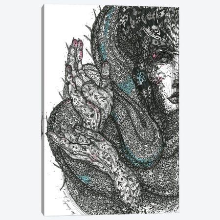 Laura Palmer Canvas Print #SSR168} by Maria Susarenko Canvas Art Print