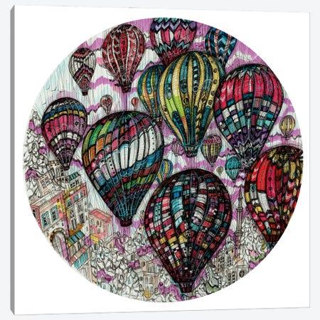 Cappadocia Canvas Print #SSR171} by Maria Susarenko Canvas Art