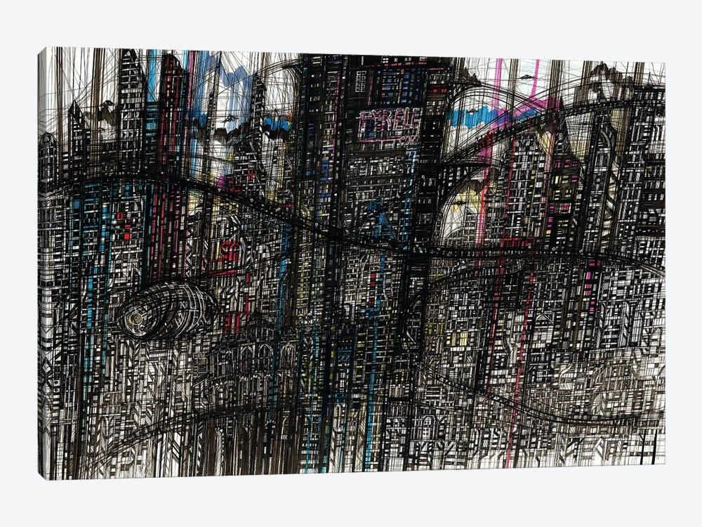 Blade Runner by Maria Susarenko 1-piece Canvas Art
