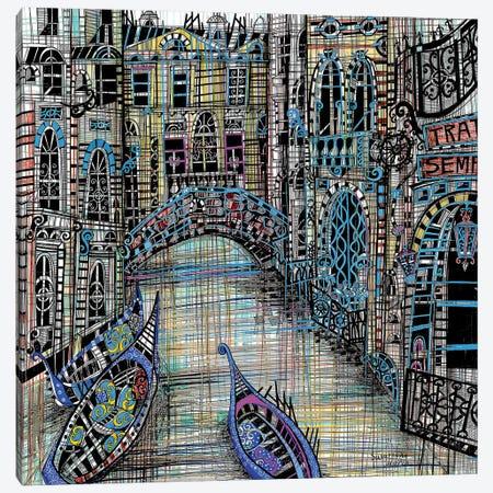 Illusory World Canvas Print #SSR44} by Maria Susarenko Canvas Print
