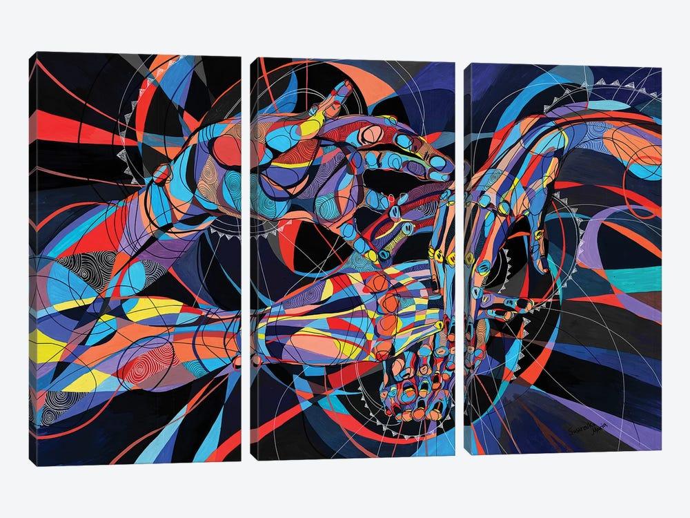 Morpheus by Maria Susarenko 3-piece Canvas Wall Art