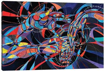Morpheus Canvas Art Print