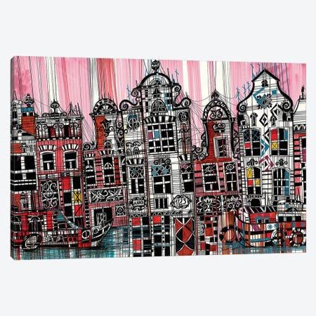 Amsterdam II Canvas Print #SSR4} by Maria Susarenko Canvas Art Print