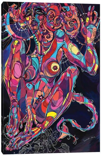 Self-Gratification II Canvas Art Print