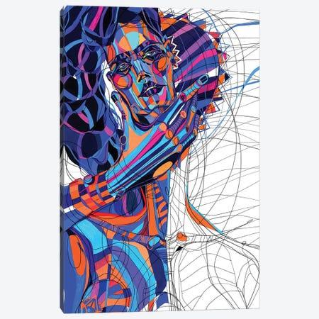 Sex & Candy Canvas Print #SSR74} by Maria Susarenko Canvas Art