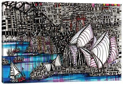 Sydney, Australia Canvas Art Print