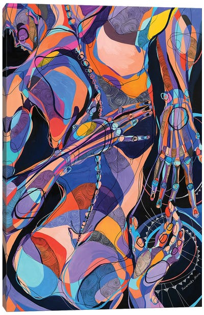 Unknown Canvas Art Print