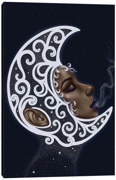Selene I Canvas Art Print