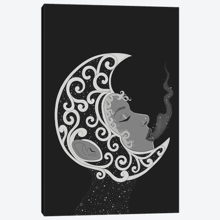Selene II Canvas Print #SSZ16} by Stephanie Sanchez Canvas Artwork
