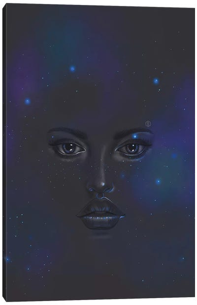 You Are The Universe Canvas Art Print