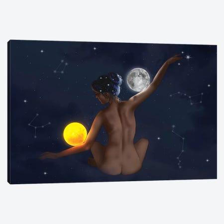 Balance Canvas Print #SSZ27} by Stephanie Sanchez Canvas Art Print