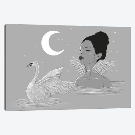 Beauty And Grace Canvas Print #SSZ2} by Stephanie Sanchez Canvas Wall Art