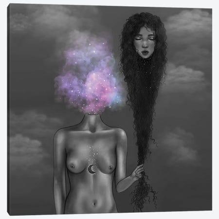 Mind Wanderer Canvas Print #SSZ30} by Stephanie Sanchez Canvas Print
