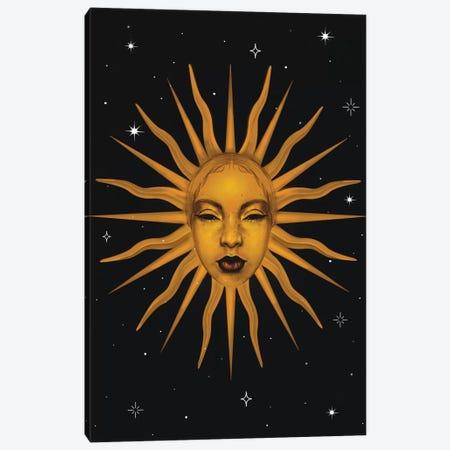 Sun Canvas Print #SSZ33} by Stephanie Sanchez Art Print