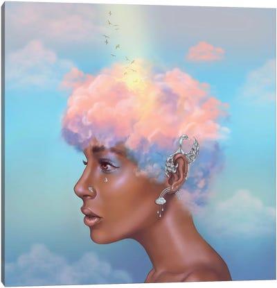 Beautiful Dreamer Canvas Art Print