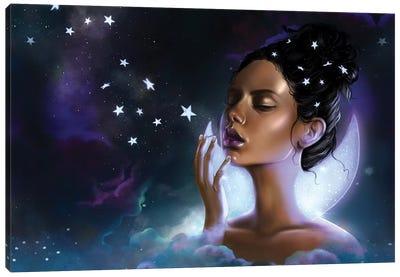 Celeste II Canvas Art Print
