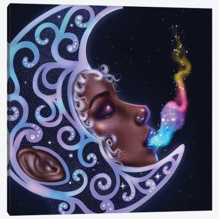Selene Magick Canvas Print #SSZ51} by Stephanie Sanchez Art Print