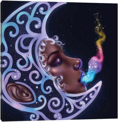 Selene Magick Canvas Art Print