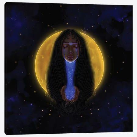 The Giver Canvas Print #SSZ54} by Stephanie Sanchez Canvas Artwork