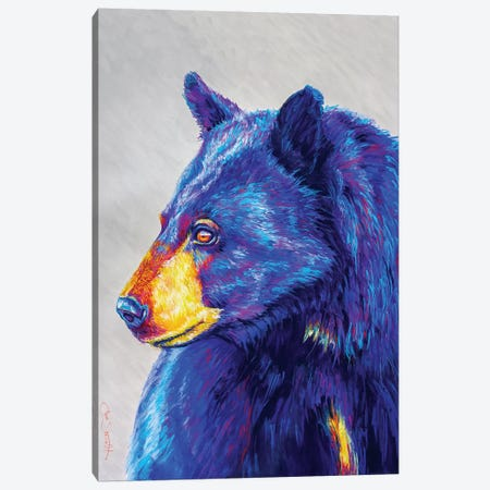 Guardian Mother Canvas Print #STA10} by Jen Starwalt Art Print