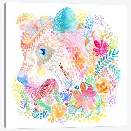 Flower Cub Canvas Print #STC114} by Stephanie Corfee Canvas Print
