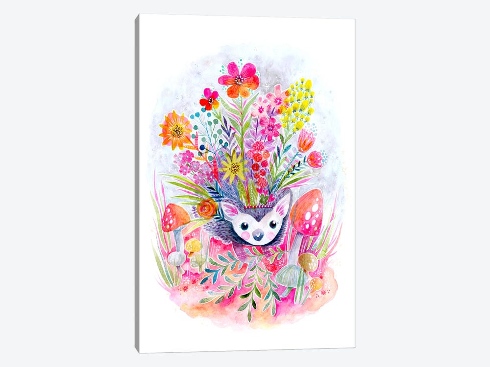 Hedgehog by Stephanie Corfee 1-piece Art Print
